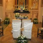 Santuario Natività di Maria  altare