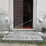 San Cassiano esterno con ganci