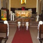 San Giovanni in  Gavirate Sobria eleganza delle margherite